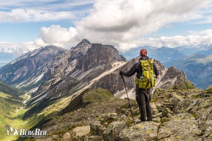 Hüttenwanderung Stubaier Höhenweg © www.bergreif.de
