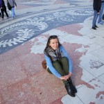 Die Welt liegt mir zu Füßen: Belém in Lissabon.