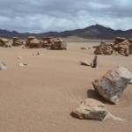 Tal der Steine in Bolivien.