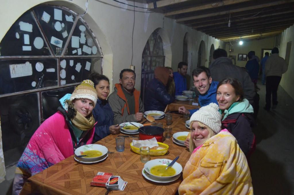 Budget Jeep Tour zum Salar de Uyuni: Nicht warm, nicht luxoriös, aber gemütlich!