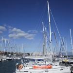 Yachthafen in Belém