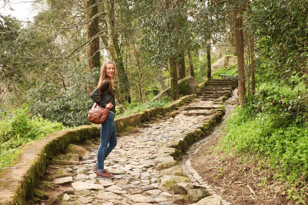 Wandern in Sintra: Zu Fuß von Burg zu Burg.