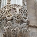 Tagesausflug Sintra: Der Pena Palast.