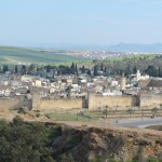 24 Stunden in Fés: Ausblick auf die Medina.