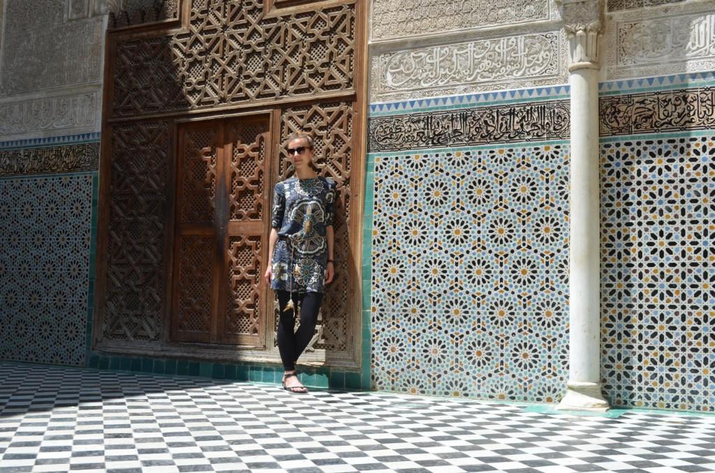 Als Frau in Marokko: Überwältigt im Mosaik Paradies!