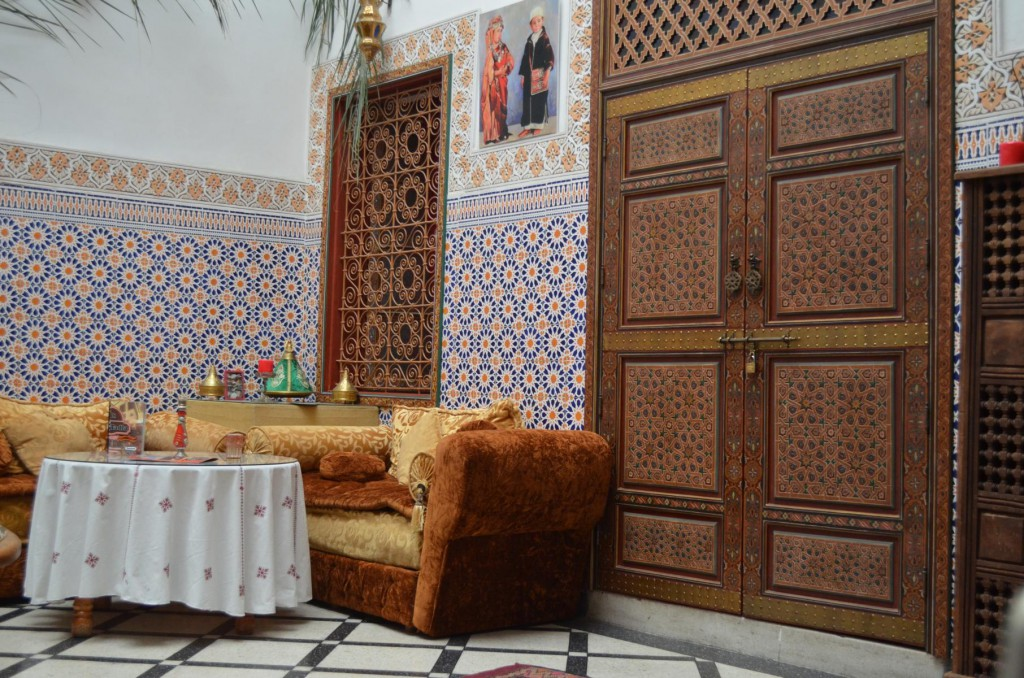 Hoteltipp in Fés: Dar Ahl Tadla