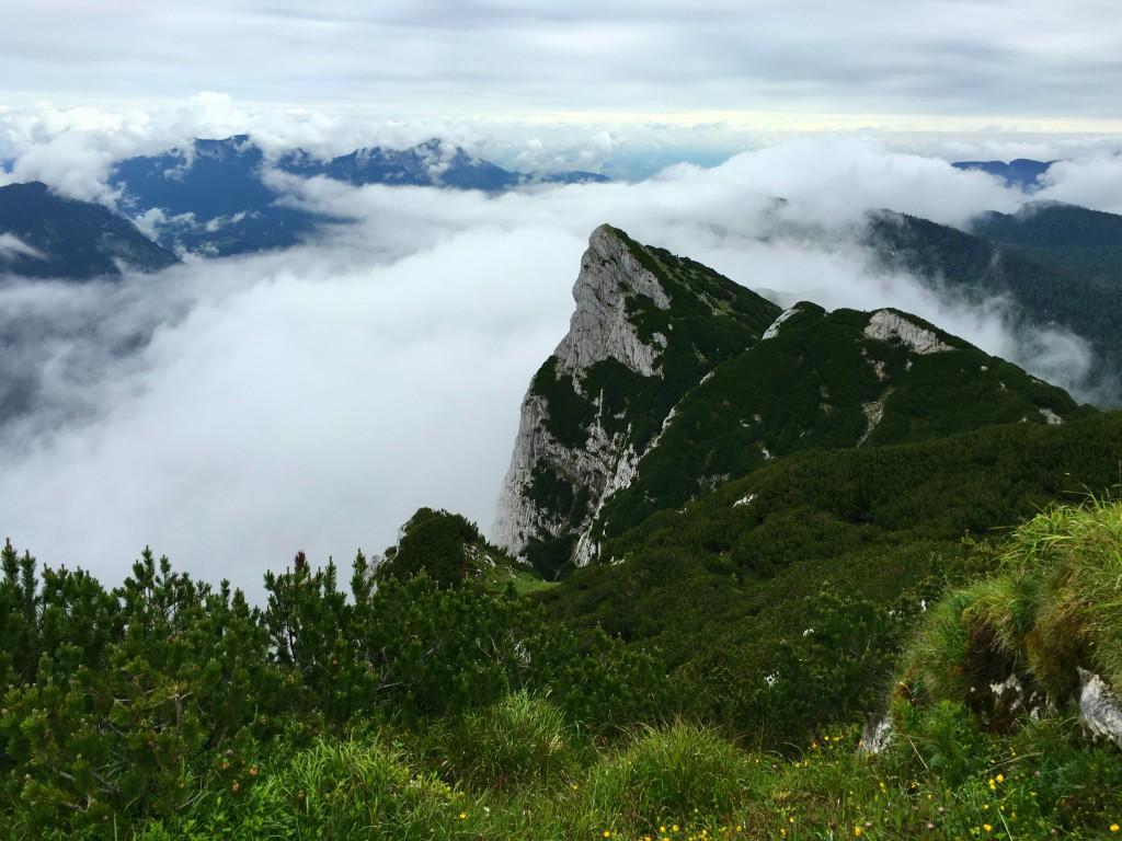 Wandern auf der Reiter Alpe