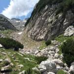 Großes Häuselhorn auf der Reiter Alpe