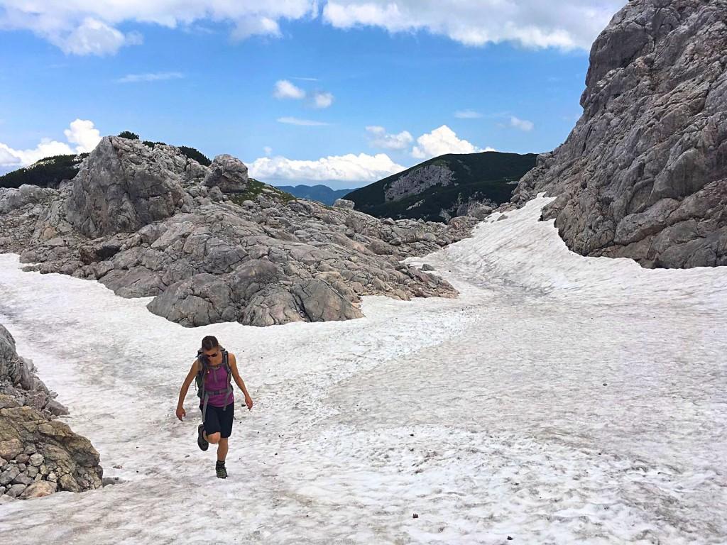 Wanderung Großes Häuselhorn auf der Reiter Alpe