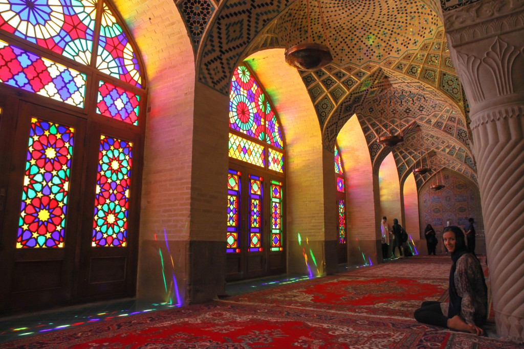 Backpacking Iran: Es wird dich verzaubern, wenn du dich traust!