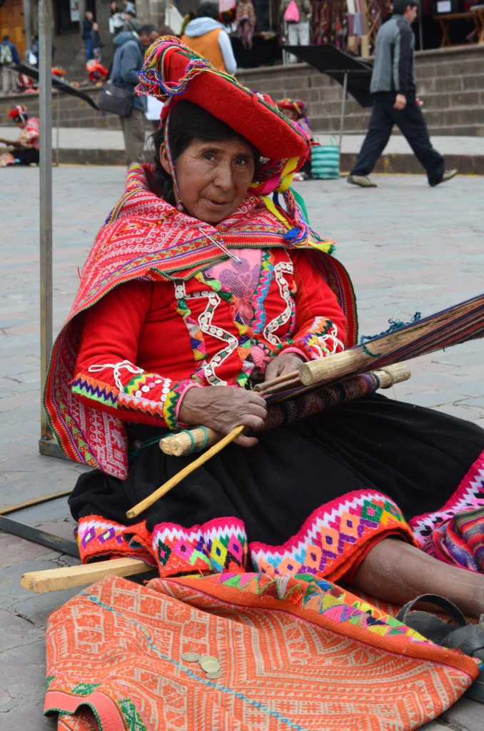 Backpacking in Peru: Farbenfrohe Vielfalt