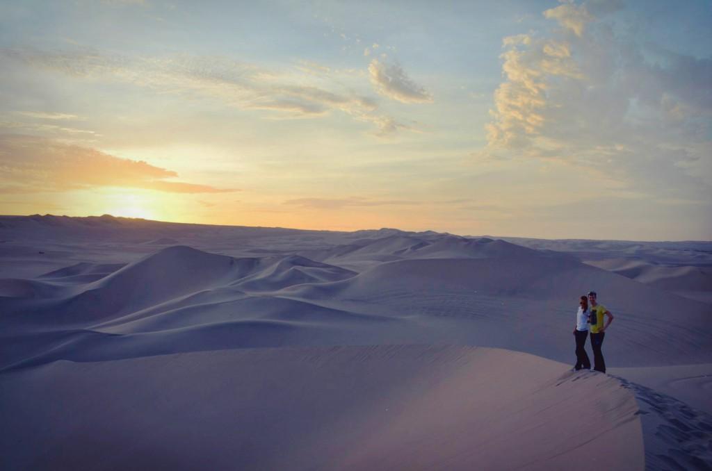 Backpacking in Peru: Zwischen Wüste und schneebedeckten Andengipfeln