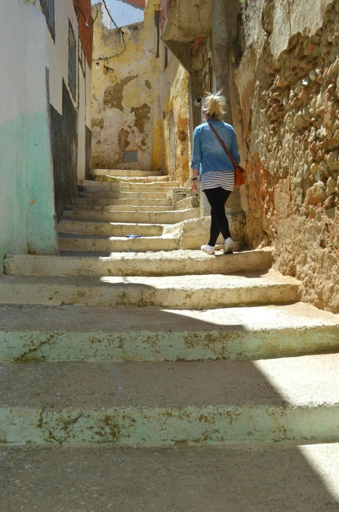Zu Fuß durch Moulay Idriss: Eine Zeitreise!