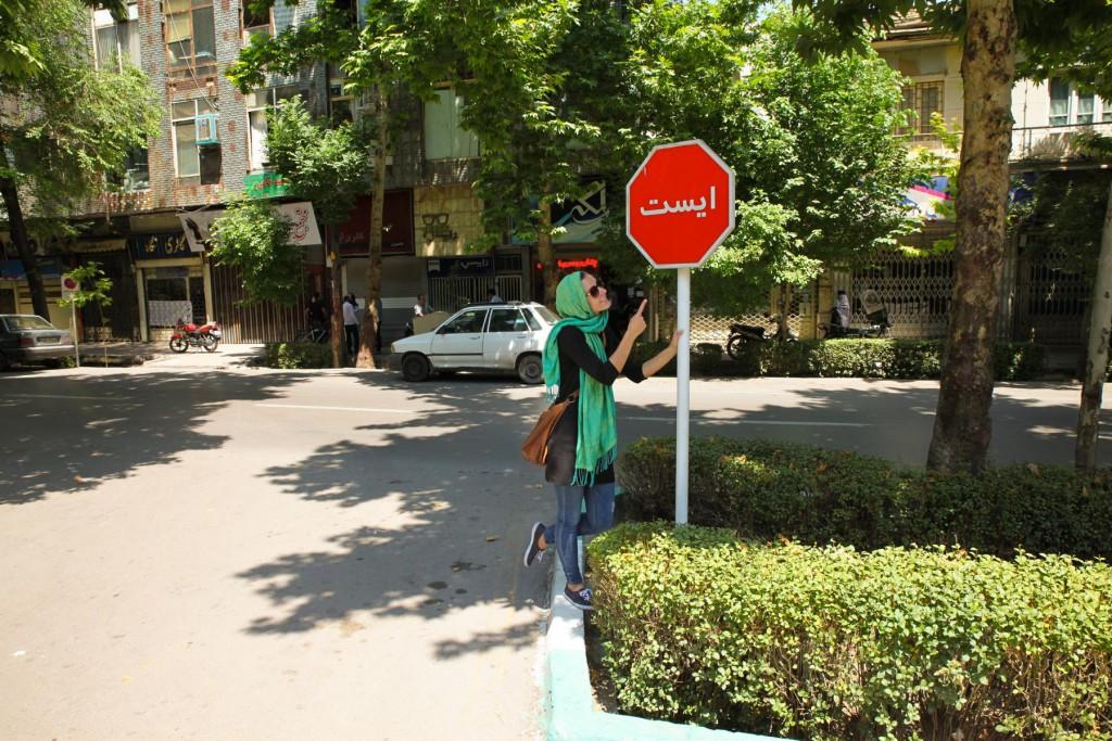 Backpacking Iran: Das versteh ich auch ohne Farsi