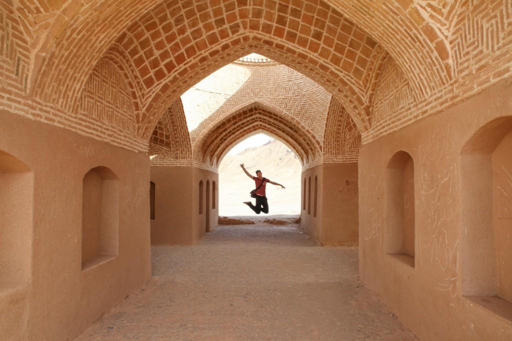Backpacking Iran: Fernab vom großen Massentourismus