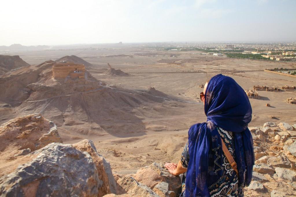 Backpacking Iran: Viel mehr als nur Wüste!