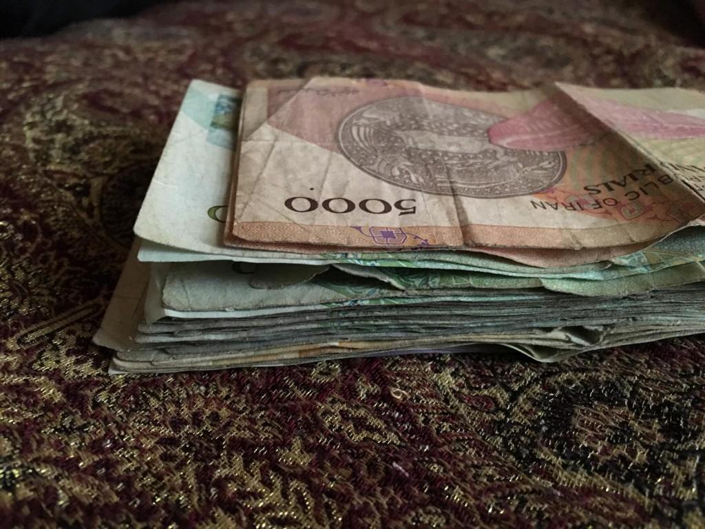 Backpacking Iran: Millionär über Nacht
