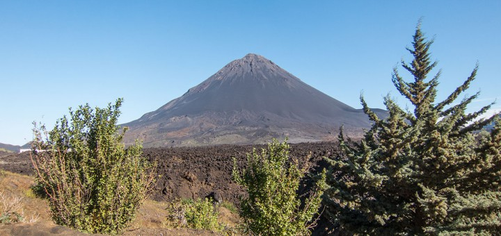 Vulkanwanderung auf dem Pico do Fogo