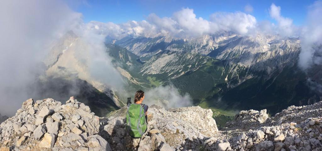 Wandern im Karwendel: Balsam für die Seele