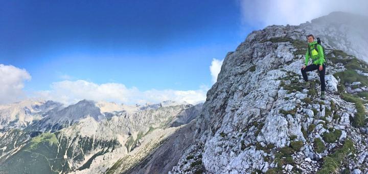 Bike and Hike im Karwendel: Rezept für ein perfektes Wochenende!
