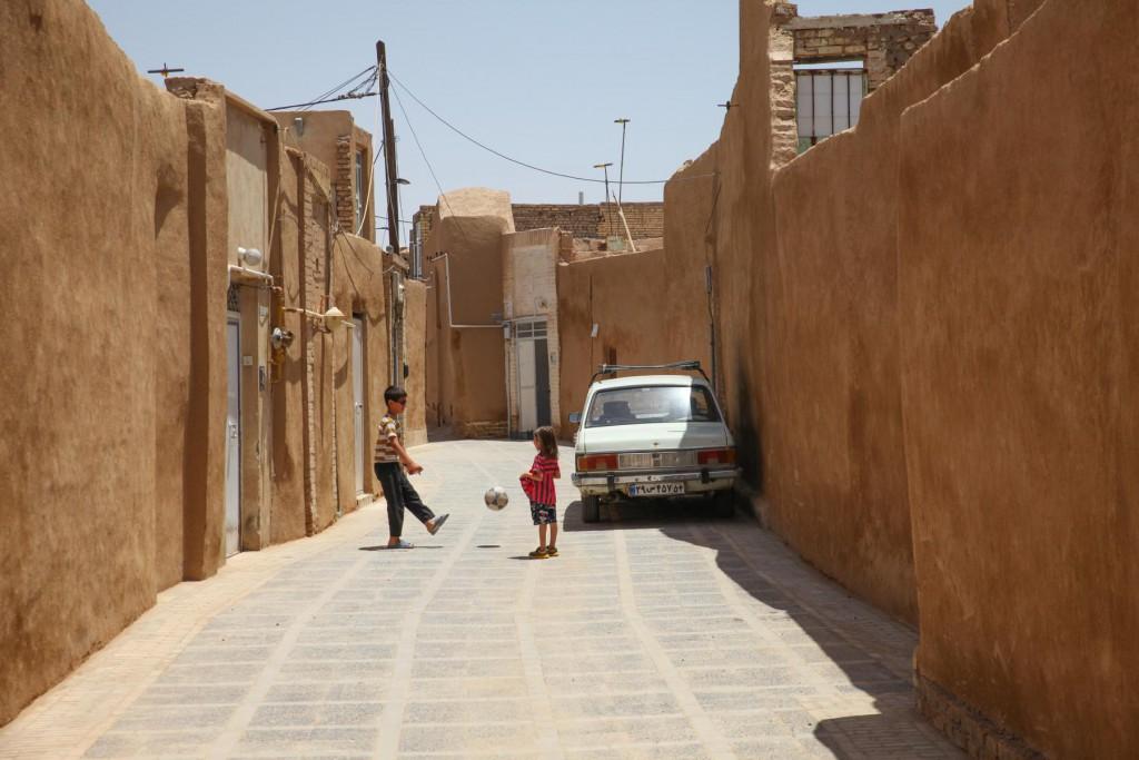 Gründe für einen Urlaub im Iran: Tourimeile Fehlanzeige