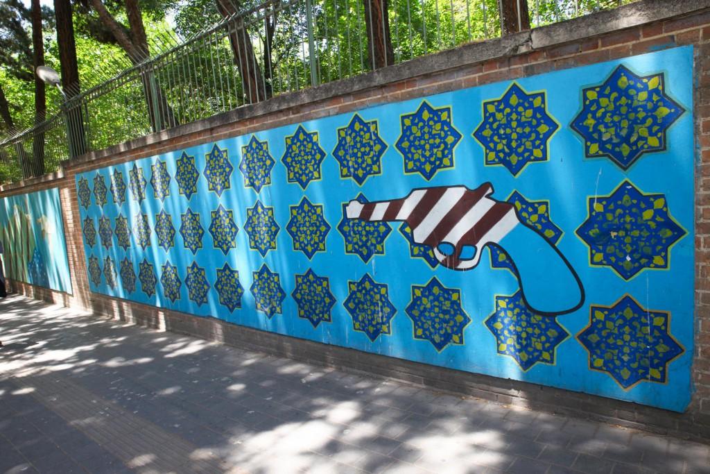 Gründe für einen Urlaub im Iran: Amerikaner haben es hier schwerer