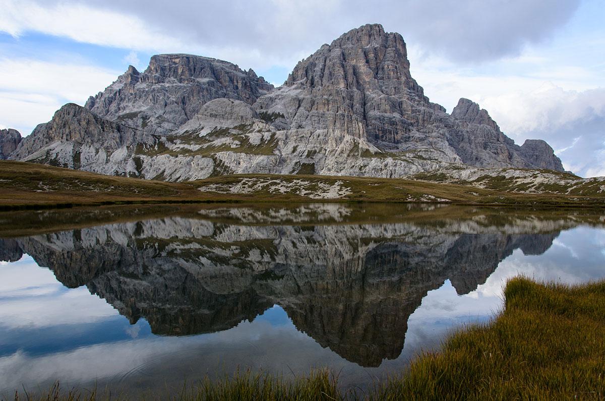 Hüttentour in den Dolomiten