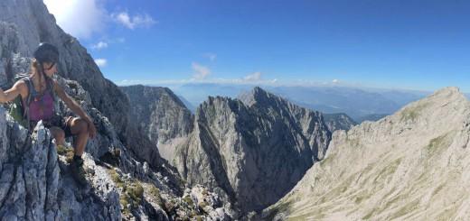Wandern und Klettersteige am Wilden Kaiser