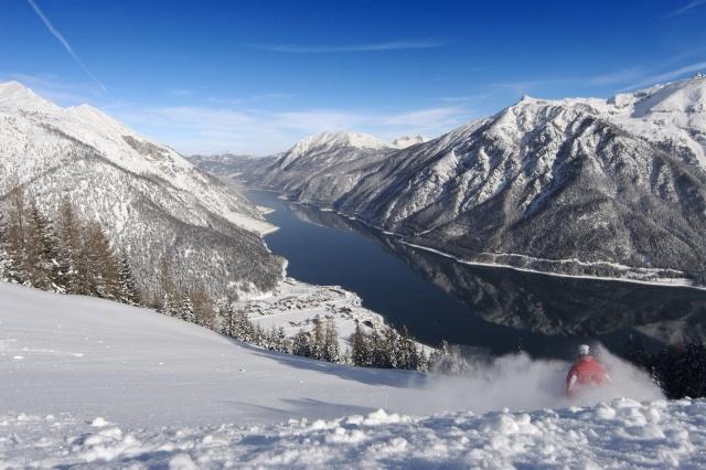 Skifahren am Achensee: Da ist für jeden etwas dabei!