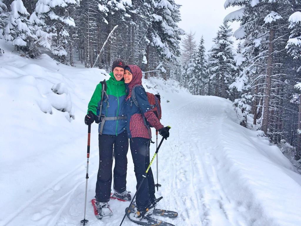 Alternativen für das perfekte Skiwochenende: Wie wäre es mit Schneeschuhwandern?