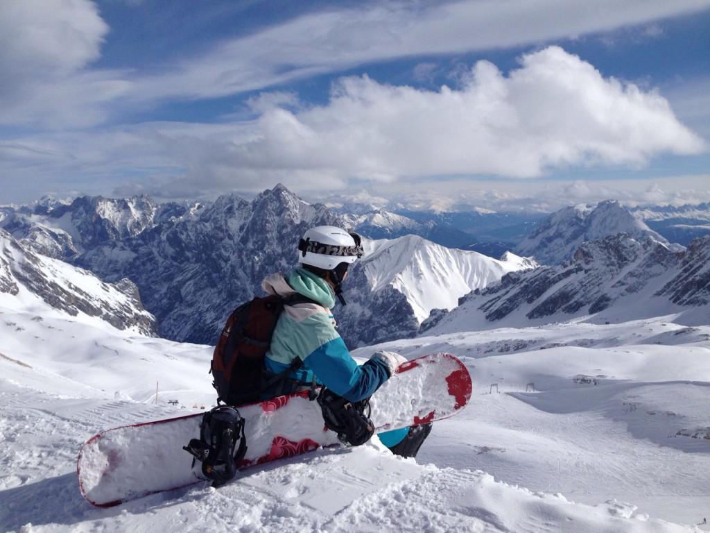 Picknick mit Panorama: Das perfekte Skiwochenende nur mit Klappstulle!