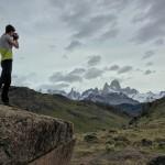 Mystische Stimmung: Wenn das Wetter in Patagonien plötzlich umschlägt