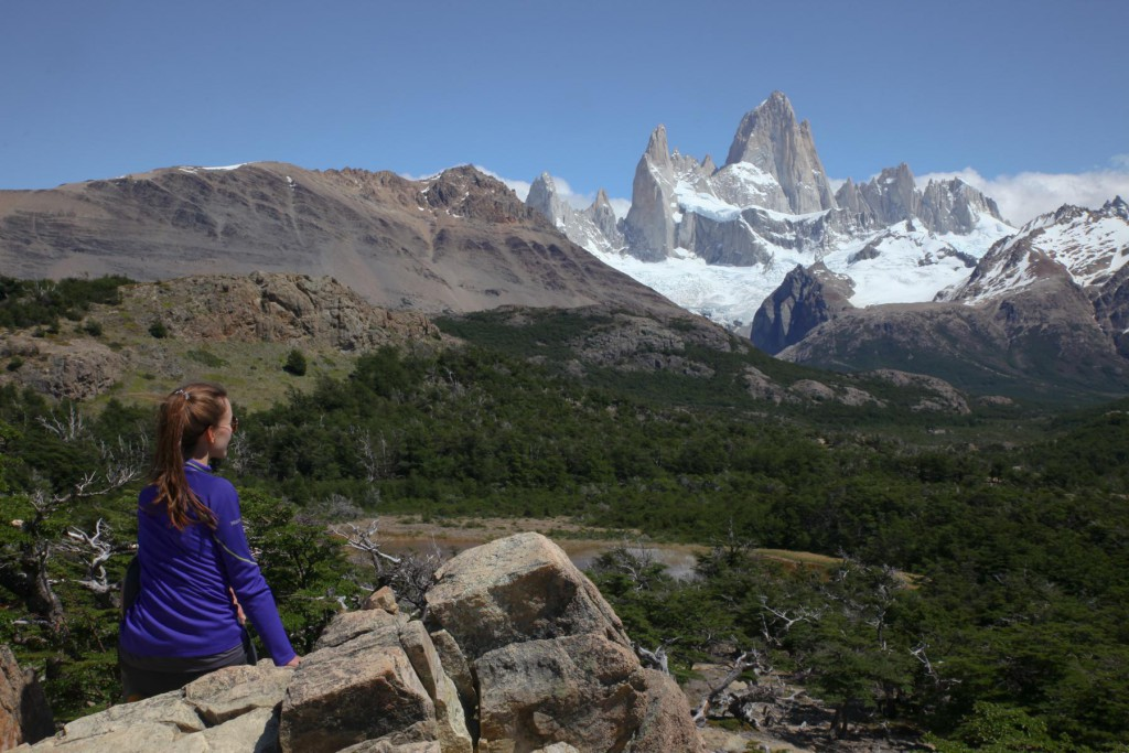 Atemberaubender Ausblick vom Mirador Fitz Roy im Wanderparadies El Chalten