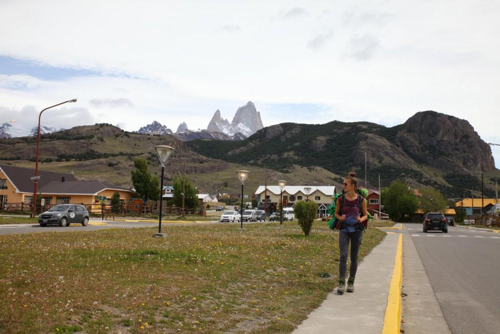 Wanderparadies El Chalten: Die kleine, überschaubare Trekking Hauptstadt in Patagonien