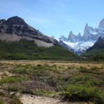 Auf dem Weg zum Monte Fitz Roy im Wanderparadies El Chalten