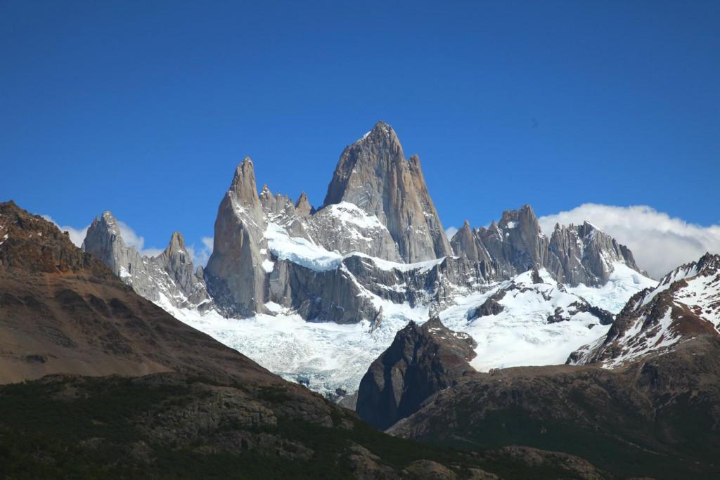 Wanderparadies El Chalten: Nicht ohne eine Wanderung zum majestätischen Monte Fitz Roy!