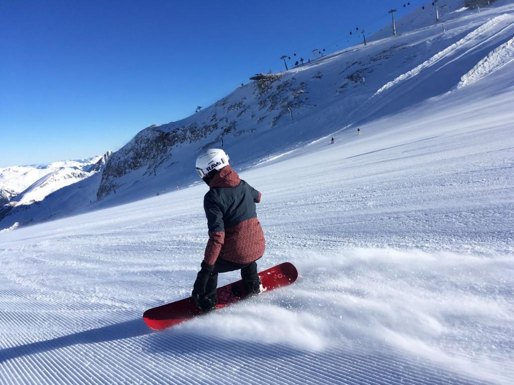 Das perfekte Skiwochenende: Auch bei Minus 25 Grad noch voll motiviert!