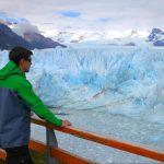 Perito Moreno Gletscher: Aussicht von der Península de Magallanes