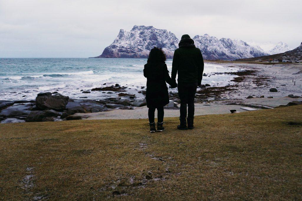 Als Paar um die Welt: Katrin und Christian (© www.beforewedie.de)