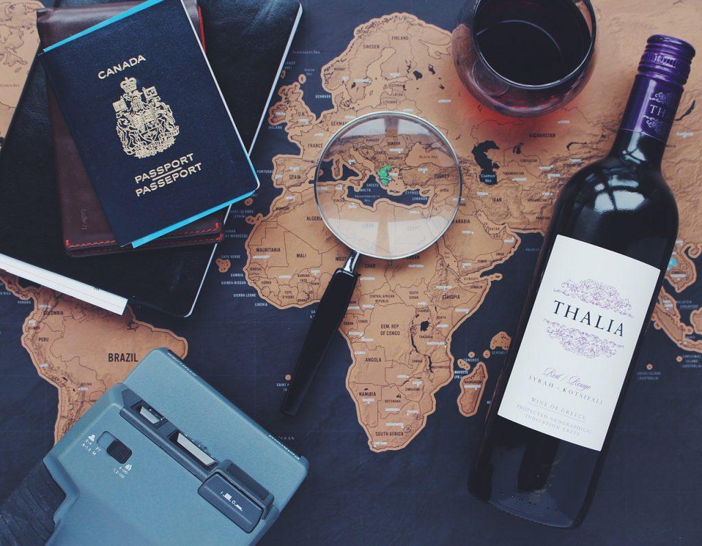 Sicherheit auf Reisen: Benötigst du ein Visum?