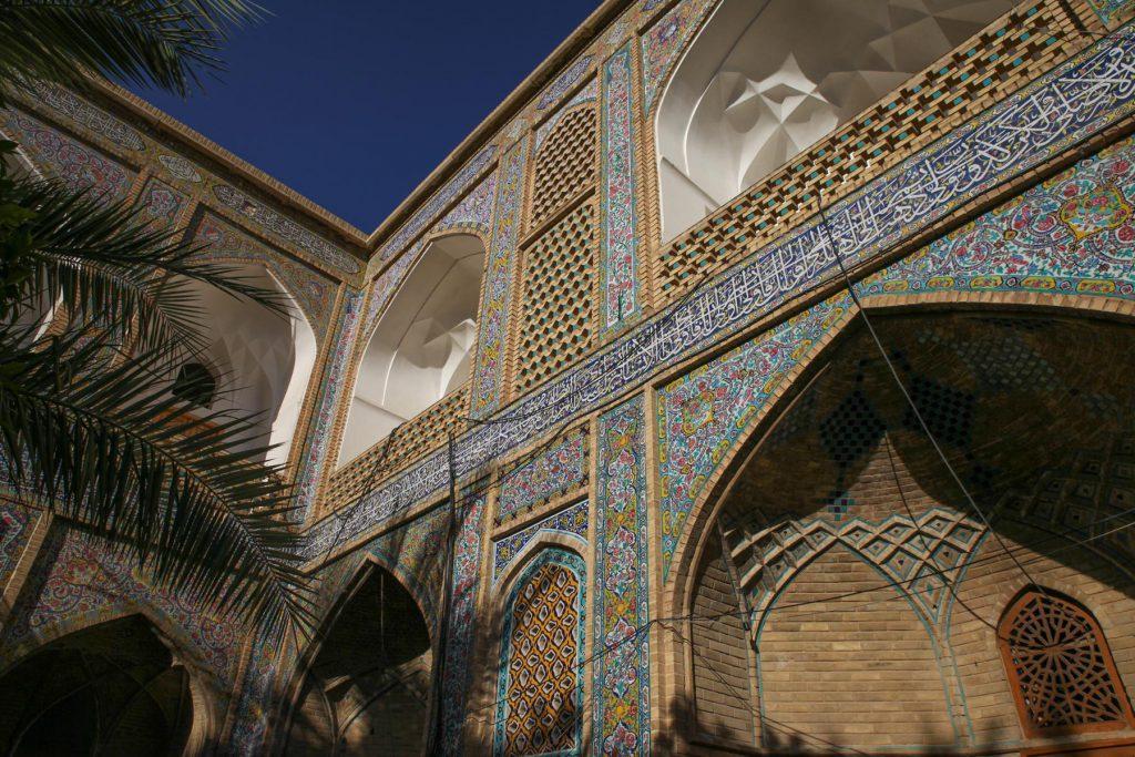 Reisetipp Shiraz: Wer die Madrese Khan finden will braucht Ausdauer!