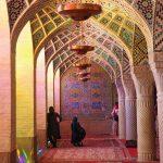 Reisetipps Shiraz: Die Wintergebetshalle der Nasir al Molk Moschee