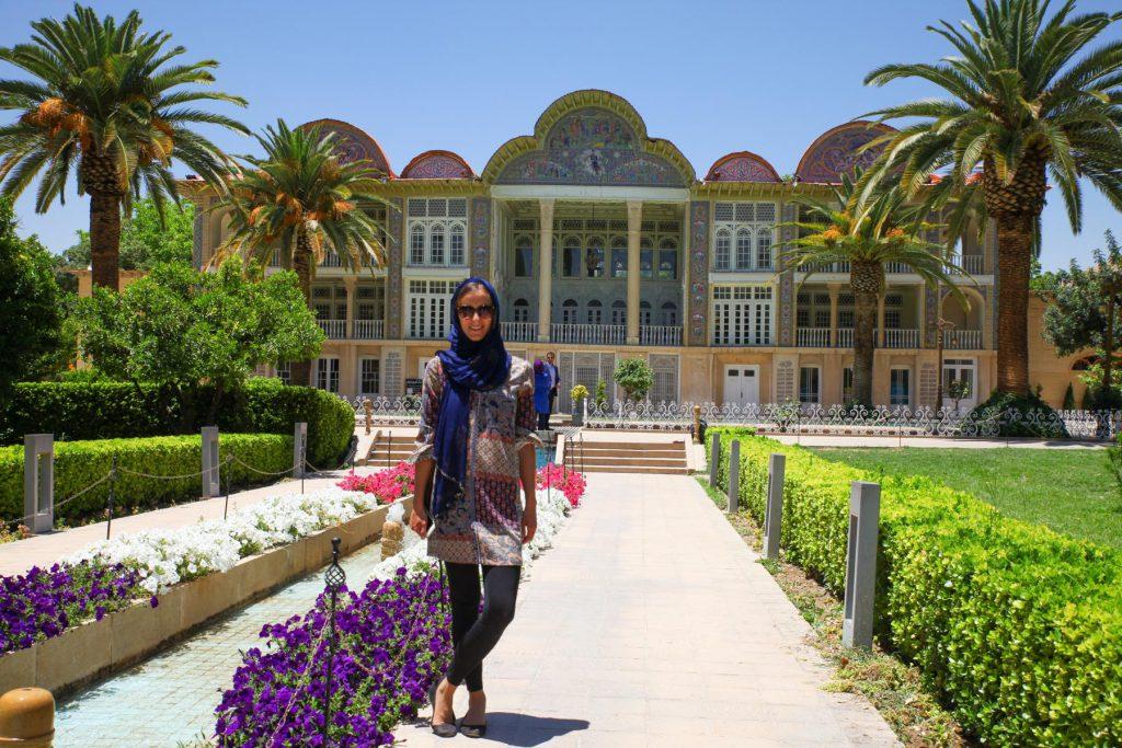 Eram Botanical Garden: Eine kleine Auszeit vom hektischen Shiraz.