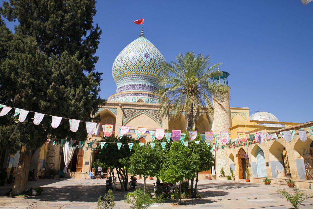 Reisetipp Shiraz: Das Ali Ebne Hemseh Mausoleum ist ein richtiger Geheimtipp!