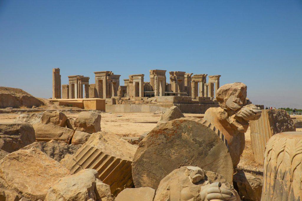 Reisetipp Shiraz: Persepolis ist das perfekte Ziel für einen Tagesausflug.