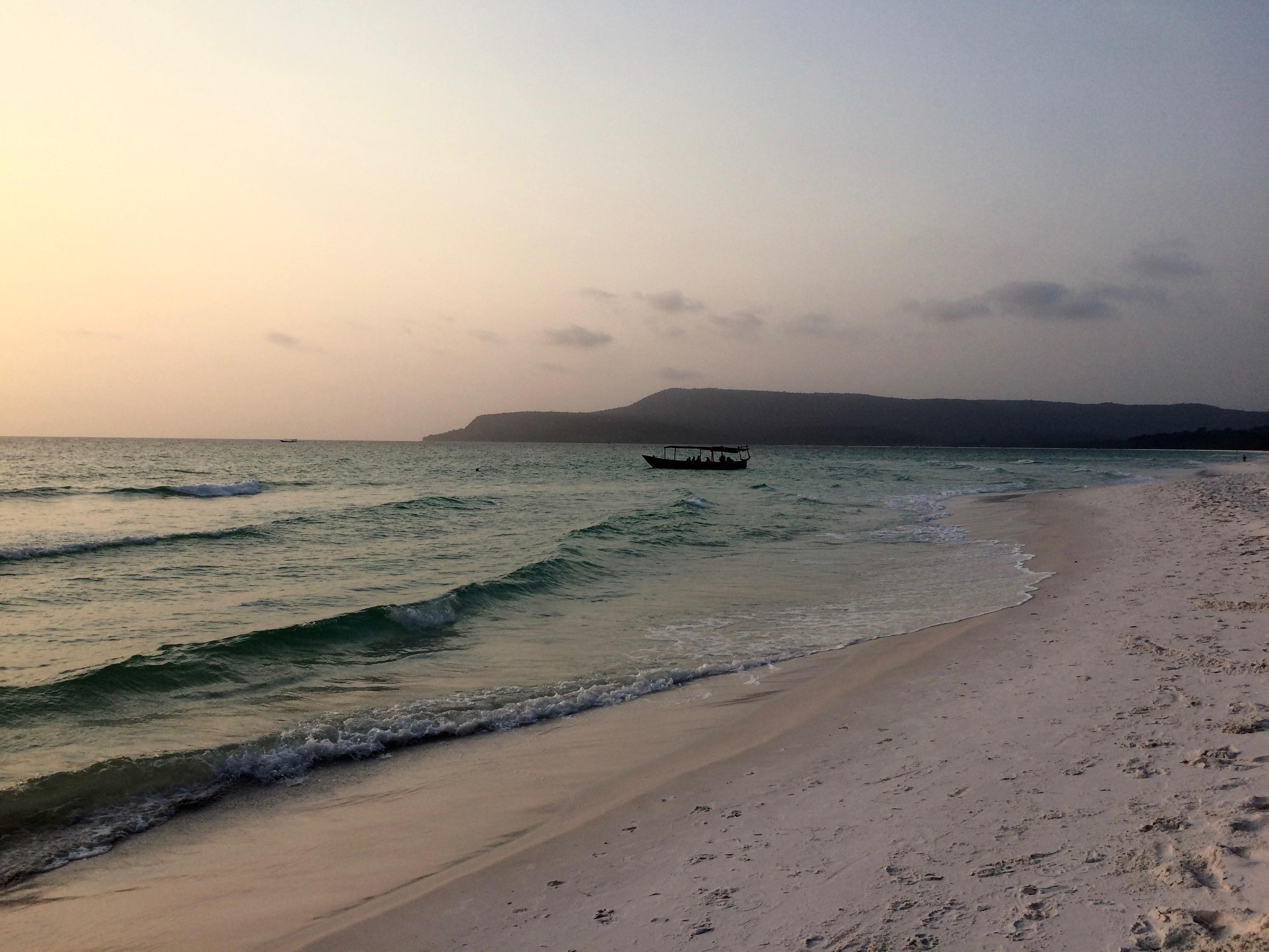 Reisetipp Kambodscha: Inseltraum Koh Rong