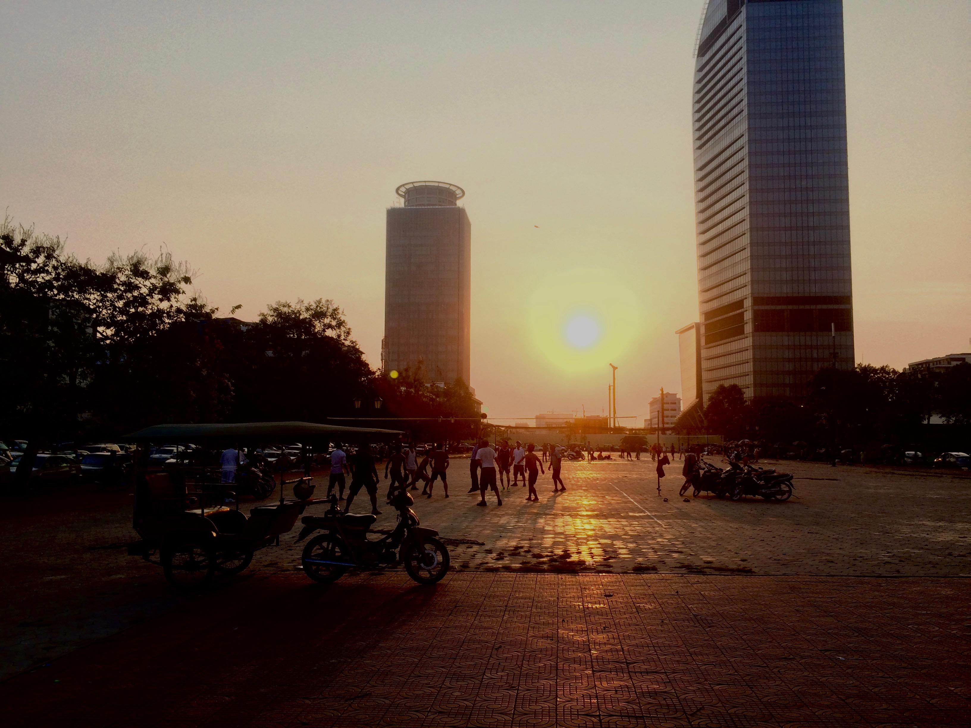 Reisetipp Kambodscha: Trubel und Sighseeing in der Hauptstadt Pnom Penh