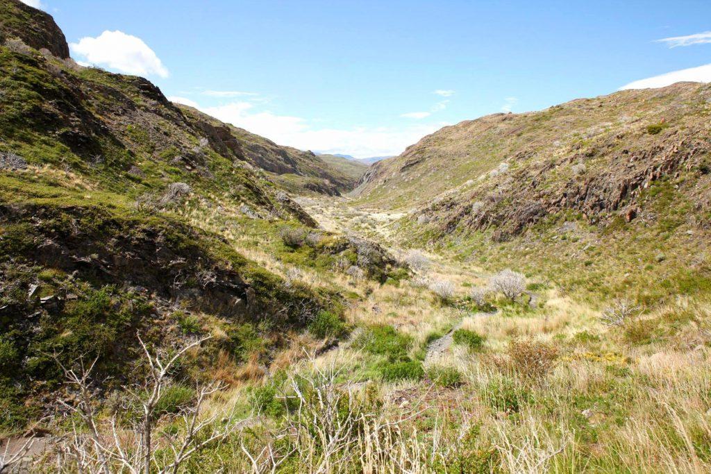Die ersten Schritte im Torres del Paine Nationalpark: Wilde Natur soweit das Auge reicht!