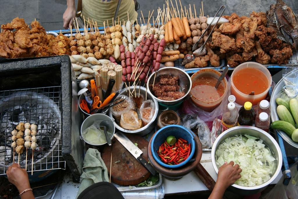 Kulinarische Reisen