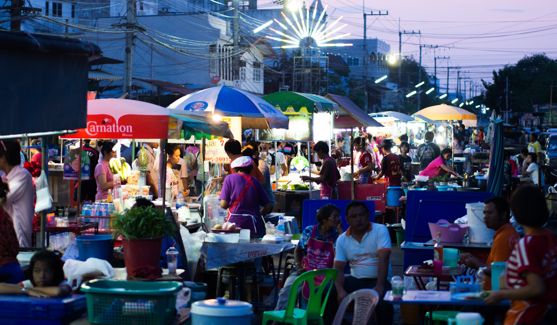 Street Food Markets: Authentischer geht es nicht!